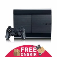 PS3 SUPERSLIM HDD 500 GB FULL GAMEZ