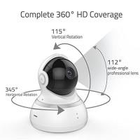 Paket CCTV Xiaomi XiaoYi Dome IPCam 360 International   SanDisk 32GB