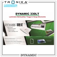 Mesin Laminating Dynamic 330LT Garansi Resmi