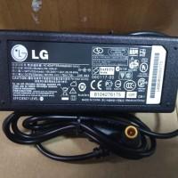 Adaptor Charger TV Dan Monitor LG Original 19V 1.7A Jarum
