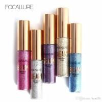 focallure original eyeliner beam heavy glitter shimmer bling eye liner