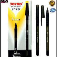 Ballpoint Pen Pulpen tulis hitam Joyko termurah