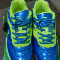 Sepatu Badminton Anak RS Reinforce Speed JF Jeffer 884 JR Junior Ori