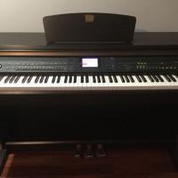 PIANO YAMAHA CLAVINOVA MODEL: CVP-501