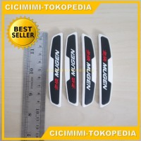 Door Guard Mobil Honda MUGEN