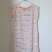 Baju Dress Wanita Lace