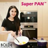 SUPER PAN BOLDe Purple Set - PANCI GRANITE CERAMIC COOKWARE SET