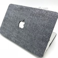 MacBook Case Denim Grey