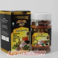 Habbatussauda Garlic 5in 1 JHP isi 70 kapsul/kolesterol/stroke/tensi