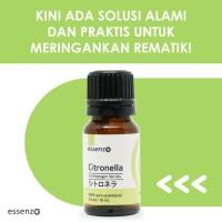 Pure Citronella Oil 10ml Mengatasi Masalah Otot & Rematik.