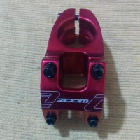 stem zoom holow OS 31.8 merah. Limited
