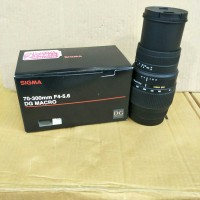 lensa sigma 70-300mm for canon n nikon