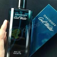 Parfume brand DAVIDOFF COOL WATER