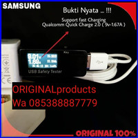 kabel data charger USB Type tipe C Samsung S8 s9 Plus a5 a7 note 8 9
