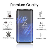 tempered glass note9 note 9 full screen Gorilla anti gores kaca curved