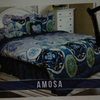 New... Sprei Rumbai California No.1 UK 180x200