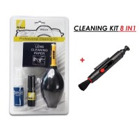 Cleaning Kit 8 In 1 Pro Lens Pen - SLR Kamera - Komputer - Nikon