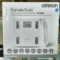 Omron Hbf-214 karada scan body composition monitor