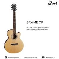 Cort SFX ME OP Acoustic Electric Guitar
