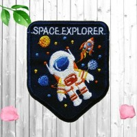 Patch Iron Patch Space Astro