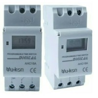 Digital Timer Switch AHC15A 18 ON OFF Model MCB