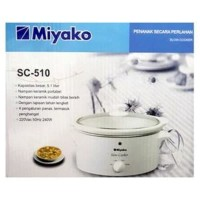 Miyako Slow Cooker SC-510 [5,1L]