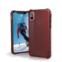UAG iPhone Xs/X Case PLYO Crimson (Dark Red Transparent) - ORIGINAL