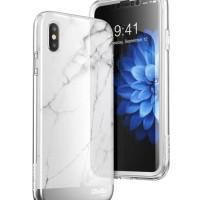 Supcase iPhone Xs Max Case Unicorn Beetle UB Stella Full Body - Marble