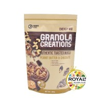 Granola Creation 400 GR Peanut Butter & Chocolate Creations