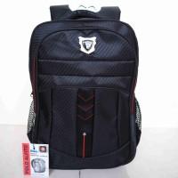 Tas Ransel Laptop Polo Alfito Backpack Kuat Elegan Sekolah Kuliah Kece