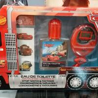 Parfum Ori Box Segel Cars2 Gift Set For Boy