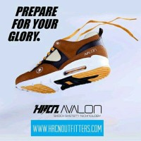 SEPATU SNEAKERS RUNNING PRIA HRCN SHOES AVALON LIMITED STOCK
