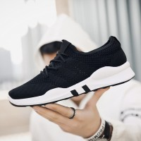 Techdoo Impor Sepatu Sneakers Ringan Sport Kasual Running Shoe EE01