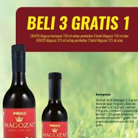Magozai 375 Ml (Unihealth king antioksidan)