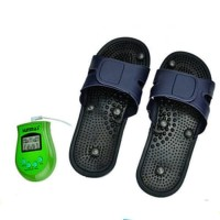Sunmas Sandal Kesehatan Refleksi Terapi Alat Pijat Elektrik Sunmass