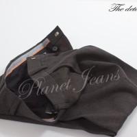 new Celana Bahan Kerja Model Slimfit Pria / Formal Cowok Slim fit CF1
