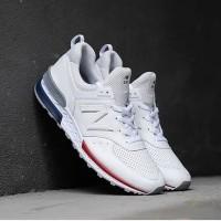 New Balance 574s White