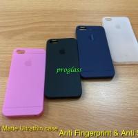 C105 Iphone 5 / 5s / SE Frosted Matte Case Ultrathin Premium Edition