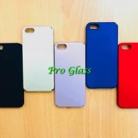 C106 Iphone 5 5s SE Matte Doff Baby Skin Case Premium Quality