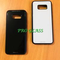 C104 Samsung S8 Plus /S8 Tempered Glass Back Premium Case / Case Kaca