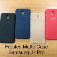 C105 Samsung J7 PRO J730 Frosted Matte Case Ultrathin Premium