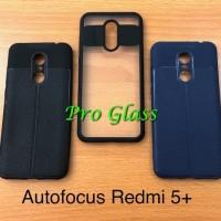 C102 Xiaomi Redmi 5 5 PLUS Auto Focus Case Premium Silicon Autofocus