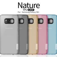 Case Silikon Aksesoris Samsung Galaxy S8 Nillkin Nature ORIGINAL