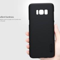 Case Silikon Aksesoris Samsung Galaxy S8 Nillkin Super Frosted