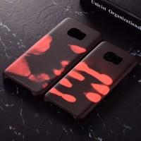 Case Samsung S8 / S8 Plus Case heatsensor softcase backcase