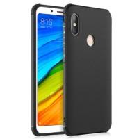 Case Xiaomi Redmi Note 5 Pro Softcase Cocose - Black Matte - Hitam
