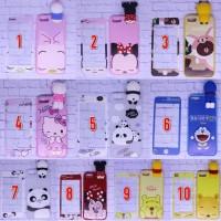 Peek Case With Screen Guard Xiaomi Redmi Note 5 pro