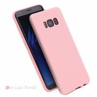 Slim Matte Samsung S8 S8 PLUS Soft Case Silicon Slim Matte