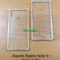Xiaomi Redmi Note 5 Anticrack / Anti Crack / Premium ACRYLIC Mika Case