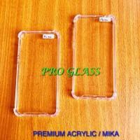 Xiaomi Mi 5c Anticrack / Anti Crack / ACRYLIC Case Premium Quality